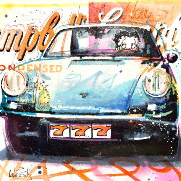 peinture original porsche 911